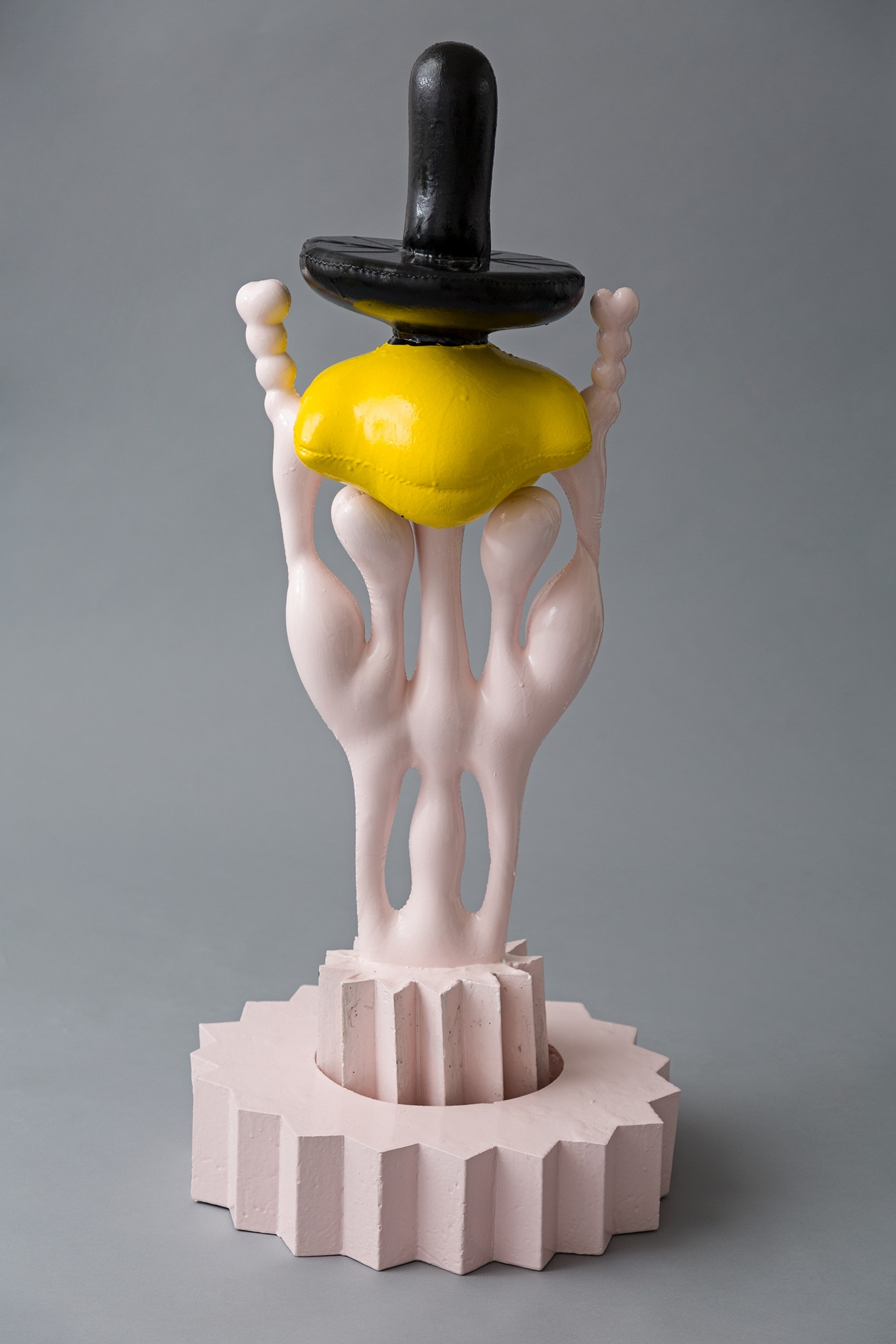 A sculpture by Mike Goodlett titled Untitled, dated 2020.